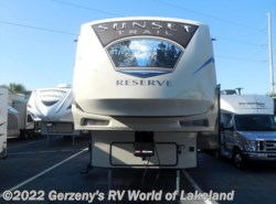 Used 2014  CrossRoads Sunset Trail Reserve  by CrossRoads from RV World of Lakeland in Lakeland, FL