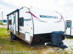 Used 2015  Gulf Stream Kingsport 241RB