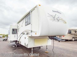 Used 2006  Forest River Sandpiper 335RLT by Forest River from Texas RV Outlet in Willow Park, TX