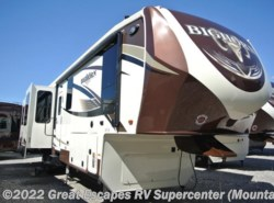 New 2017  Heartland RV Bighorn BH 3970RD by Heartland RV from Great Escapes RV Center in Gassville, AR