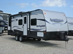 New 2017  Keystone  Summerland 2020QB by Keystone from Great Escapes RV Center in Gassville, AR