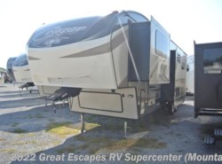 New 2017  Keystone Cougar 337PFL by Keystone from Great Escapes RV Center in Gassville, AR