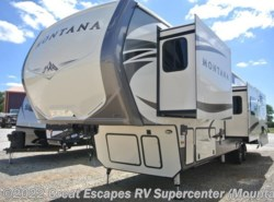 New 2017  Keystone Montana 3950BR by Keystone from Great Escapes RV Center in Gassville, AR