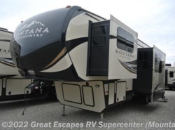 New 2017  Keystone Montana High Country 375FL by Keystone from Great Escapes RV Center in Gassville, AR