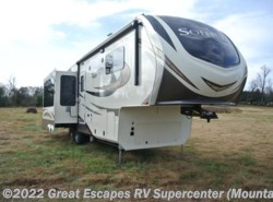 New 2017  Grand Design Solitude 310GK-R by Grand Design from Great Escapes RV Center in Gassville, AR