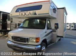 Used 2004  Fleetwood Tioga  by Fleetwood from Great Escapes RV Center in Gassville, AR
