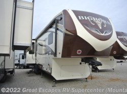 Used 2016  Heartland RV Bighorn BH 3760EL by Heartland RV from Great Escapes RV Center in Gassville, AR