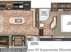 New 2017  Grand Design Reflection Fifth-Wheel 303RLS by Grand Design from Great Escapes RV Center in Gassville, AR