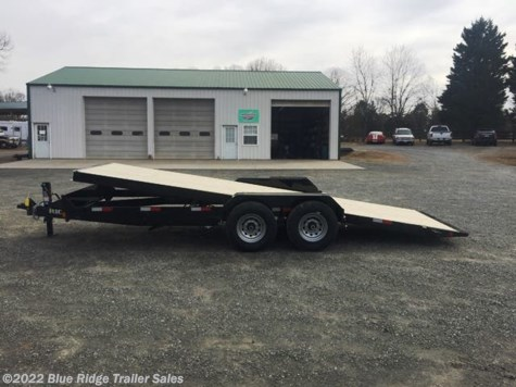 2019 Rice Trailers Magnum 20' Full Tilt Car Trailer 7K