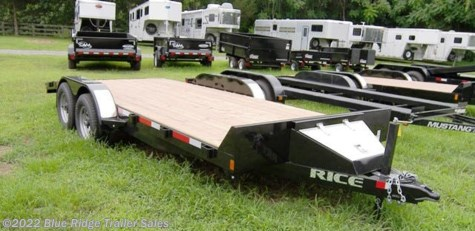 2019 Rice Trailers Magnum 16 + 2 10K Robotic Series