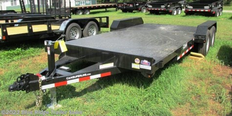 2020 CAM Superline 5 Ton Car Hauler 14+4 Steel Deck