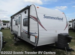 Used 2015  Keystone Springdale Summerland 2020QB by Keystone from Scenic Traveler RV Centers in Baraboo, WI