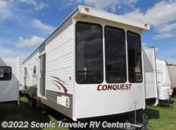 Used 2012  Gulf Stream Conquest Lodge 408TBS by Gulf Stream from Scenic Traveler RV Centers in Baraboo, WI