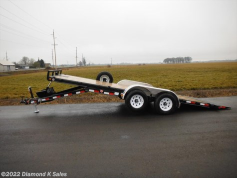 2018 PJ Trailers Tilt TH20-10K QUICK TILT