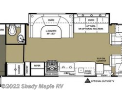 New 2015  Forest River Forester 3011DS Ford by Forest River from Shady Maple RV in East Earl, PA