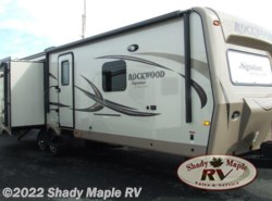 New 2016 Forest River Rockwood Signature Ultra Lite 8329SS available in East Earl, Pennsylvania