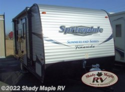 Used 2017  Keystone  Summerland 1700FQ by Keystone from Shady Maple RV in East Earl, PA