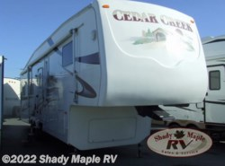 Used 2006  Forest River Cedar Creek 36 RLTS by Forest River from Shady Maple RV in East Earl, PA