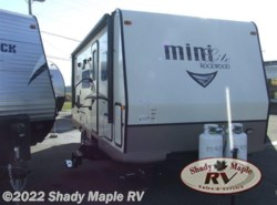 New 2017  Forest River Rockwood Mini Lite 2504S by Forest River from Shady Maple RV in East Earl, PA