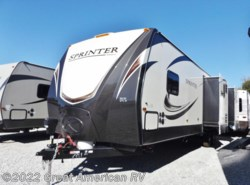 New 2017  Keystone Sprinter 325BMK by Keystone from Sherman RV Center in Sherman, MS