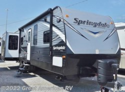 New 2018 Keystone Springdale 311RE available in Sherman, Mississippi