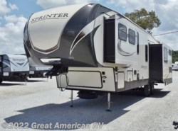 New 2019 Keystone Sprinter 3550FWMLS available in Sherman, Mississippi