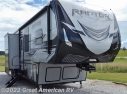New 2019 Keystone Raptor 421CK available in Sherman, Mississippi