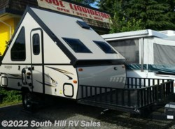 Used 2014  Forest River Rockwood Hard Side A122TH by Forest River from South Hill RV Sales in Puyallup, WA