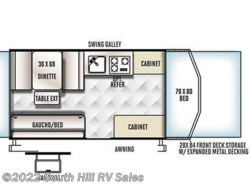New 2017  Forest River Rockwood Freedom 2280BHESP by Forest River from South Hill RV Sales in Puyallup, WA