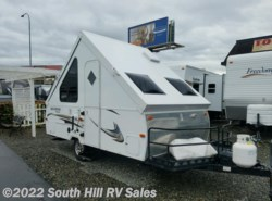 Used 2013  Forest River Rockwood Hard Side A122BH by Forest River from South Hill RV Sales in Puyallup, WA