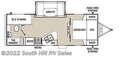New 2017  Coachmen Freedom Express LTZ 236BHS by Coachmen from South Hill RV Sales in Puyallup, WA