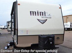 New 2017  Forest River Rockwood Mini-lite 2104S by Forest River from Robin or Tommy in Southaven, MS