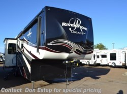 New 2018 Forest River RiverStone 38RE available in Southaven, Mississippi