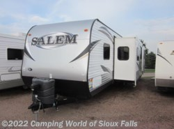 Used 2015  Forest River Salem T29UD3 by Forest River from Spader's RV Center in Sioux Falls, SD