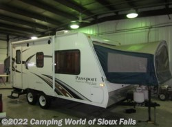 Used 2012  Keystone Passport 190EXP by Keystone from Spader's RV Center in Sioux Falls, SD