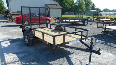 2021 Quality Trailers B Single 60-10