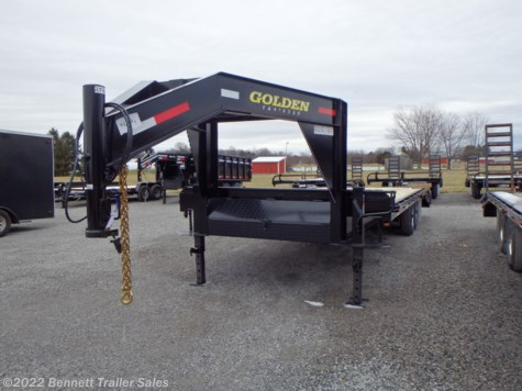 2021 Golden Trailers 20 + 5  (7 Ton)
