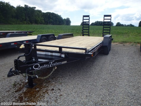2021 Quality Trailers DH Series 20 Pro