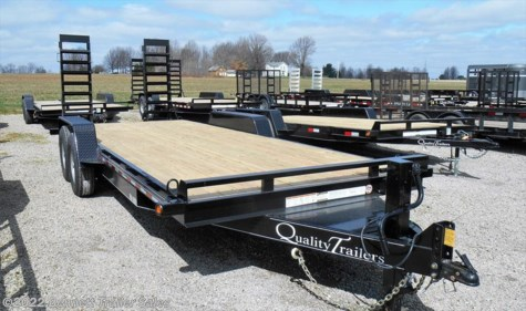 2020 Quality Trailers DH Series 20 Pro