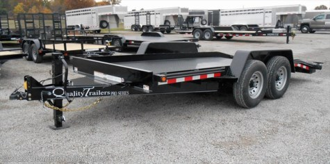 2019 Quality Trailers DT Series 16 Pro