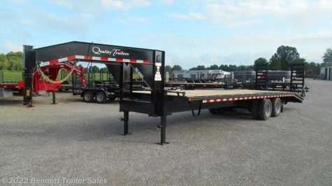 2021 Quality Trailers HG - Series 25 + 5 10K