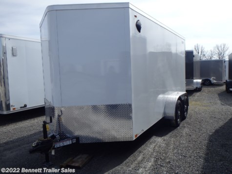 2020 Legend Trailers 7X14STVTA35 Cyclone