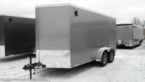 2018 Legend Trailers 7X16STVTA35 Cyclone