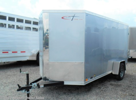 2019 Cross Trailers 612SA Arrow