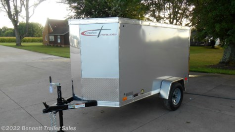 2019 Cross Trailers 48SA Arrow