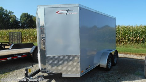 2019 Cross Trailers 612TA Arrow