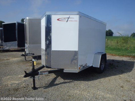 2019 Cross Trailers 58SA Arrow