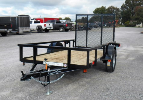 2021 Quality Trailers B Single 60 x 10 Pro