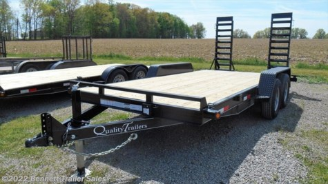 2021 Quality Trailers by Quality Trailers, Inc. DH Series 18