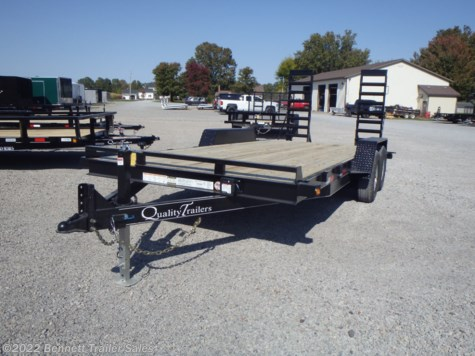 2021 Quality Trailers DH Series 18